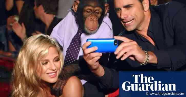 Animal rights charities criticise the Offspring over video of chimp in strip club