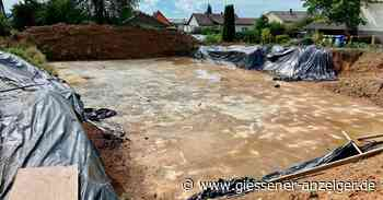 Baugrube in Alten-Buseck sorgt weiter für Ärger - Gießener Anzeiger