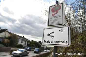 Aantal snelheidsduivels op Wampenberg-Grens stijgt met 30%