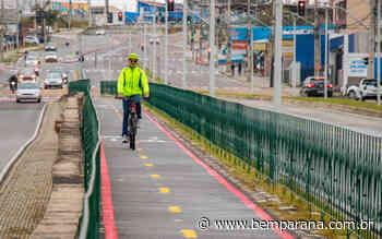 São José dos Pinhais inicia projeto do anel cicloviário - Bem Paraná - Bem Paraná
