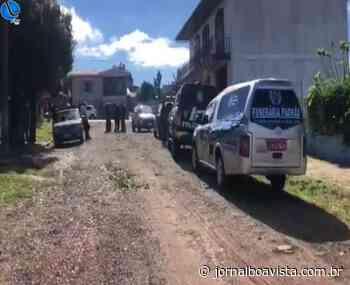 Acusado de matar erechinense em Lagoa Vermelha é encontrado morto - Jornal Boa Vista