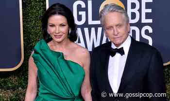Michael Douglas, Catherine Zeta-Jones On The Brink Of Divorce After 'Rough Year' And Health Concerns? - Gossip Cop