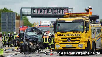 Tödlicher Unfall auf A 5 - Gießener Allgemeine