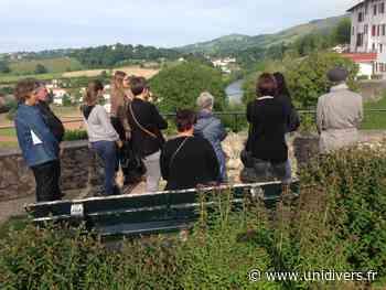 Visite guidée « Les petites et grandes histoires de Cambo les Bains » Cambo-les-Bains lundi 20 septembre 2021 - Unidivers