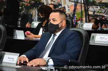 Indicação do vereador Pastor Jeferson é atendida e Arena Cantagalo passa por reforma - O Documento
