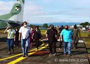 Revisan capacidad hospitalaria en Bocas del Toro ante posibilidad de tercera ola - TVN Noticias