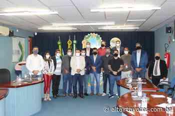 Câmara de Senador Canedo derruba veto do prefeito e aprova atividade educacional como essencial - Altair Tavares