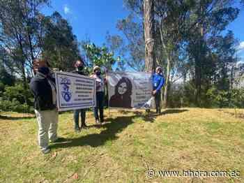 Nueva búsqueda de Juliana Campoverde, en quebrada de Quito - La Hora (Ecuador)