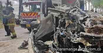 Dramático accidente sucedió en la vía Popayán – Totoró - Extra Bucaramanga