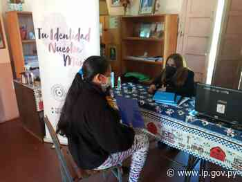 Casas de Justicia Móvil facilita servicios estatales a pobladores de Isla Pucú   - ip.gov.py