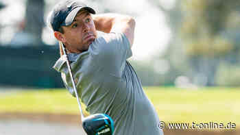 Golf: Profi Rory McIlroy trifft Vater bei Masters in Augusta   Video - t-online