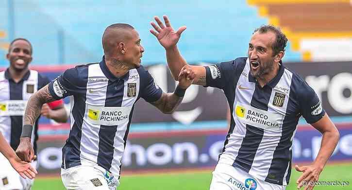 Alianza Lima venció 2-0 a Sport Boys: Arley y Barcos dieron la victoria a los blanquiazules - El Comercio Perú