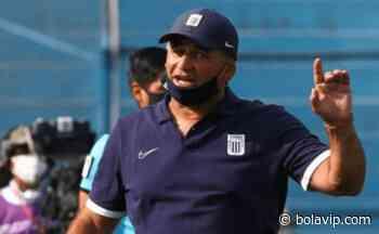 """""""Tenemos que mejorar para tener más oportunidades"""": Carlos Bustos confía en su equipo - Bolavip Peru"""
