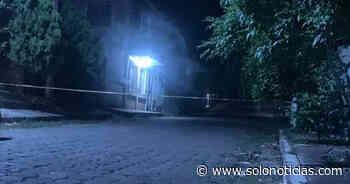 Asesinan a un menor de edad en Nueva Granada, Usulután - Solo Noticias