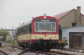 Zugverkehr: Lokalbahn Amstetten-Gerstetten fährt am Pfingstmontag - Heidenheimer Zeitung