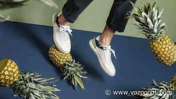 El calzado blanco marca el paso de la moda masculina esta temporada - Vozpópuli