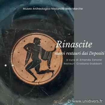 Museo Archeologico Nazionale delle Marche mardi 18 mai 2021 - Unidivers