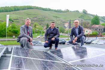 Nächste Photovoltaikanlage für Radebeul - Sächsische.de