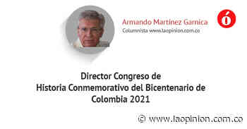 La instalación del Congreso Constituyente de la Villa del Rosario de Cúcuta de 1821 | La Opinión - La Opinión Cúcuta