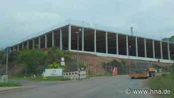 Neue Halle wartet auf Mieter - HNA.de