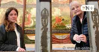 Neu im Kloster Preetz: Führung durch die Welt der Bilderbibel - Kieler Nachrichten