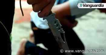 Un hombre fue herido con arma blanca en Barrancabermeja - Vanguardia