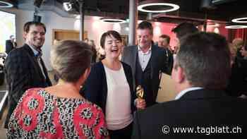 Oeko Solve holt sich den Raiffeisen-Unternehmerpreis – Lob für die Finalisten: «Es sind alles Gewinner» - St.Galler Tagblatt
