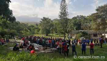Campesinos de Sardinata y otros puntos de bloqueo llegarán a Cúcuta - Caracol Radio
