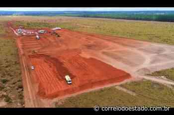 Ribas do Rio Pardo se prepara para nova fábrica de celulose - Correio do Estado