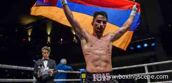 Early Results From Novosibirsk: Andranik Grigoryan Scores KO Win - BoxingScene.com