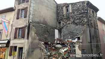 Après le séisme de novembre 2019, la reconstruction du Teil dans les starting-blocks - France Bleu