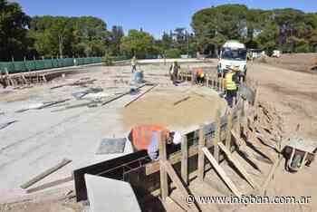 """Plaza """"La Amistad"""": recuperación del espacio público en Tortuguitas - InfoBan"""