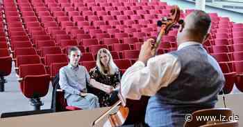 Ein ungewohnt privates Konzert-Erlebnis in Bad Salzuflen | Lokale Nachrichten aus Bad Salzuflen - Lippische Landes-Zeitung