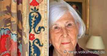 Monique Lévi-Strauss ging 1942 in Prüm zur Schule, lebte in Gerolstein - Trierischer Volksfreund
