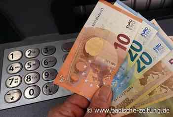 Polizei nimmt Verdächtigen nach Bankeinbruch in Hartheim fest - Hartheim - Badische Zeitung