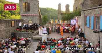 Eppstein Eppstein: Burgfestspiele sollen stattfinden - Wiesbadener Kurier