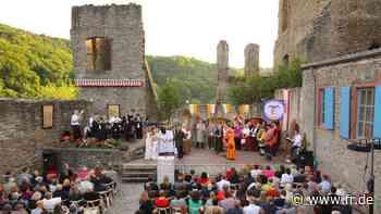 Planungen für Eppsteiner Burgfestspiele laufen - fr.de