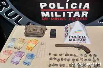 Dois homens são presos por tráfico de drogas em Itabirito - Mais Minas