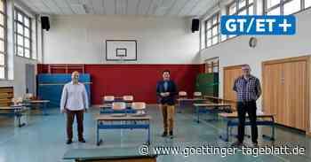 Gemeinde Bovenden gibt modernisierte Turnhalle in Harste zur Nutzung frei - Göttinger Tageblatt