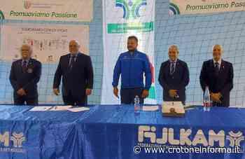 FIJLKAM Calabria: ad Ostia Lido il passaggio di consegne ai neo eletti Presidente e Vice Presidenti del Comitato Regionale - CrotoneInforma
