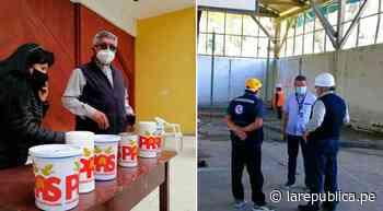 Llegará a Huaraz la planta de oxígeno adquirida en colecta pública - LaRepública.pe