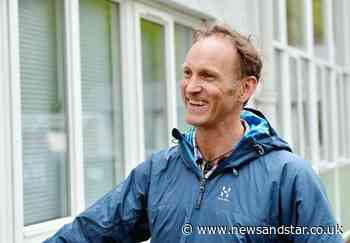Keswick climber Tim Mosedale summits Everest -for the seventh time   News and Star - News & Star