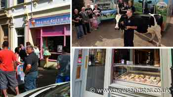 Five of Cumbria's best ice cream parlours from Keswick to Seascale!   News and Star - News & Star