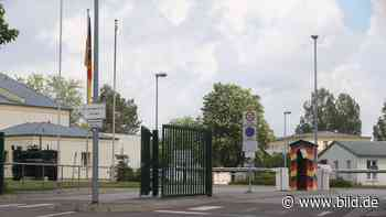 Unruhe in Weissenfels - Zukunft des Sanitätskommandos ungewiss - BILD
