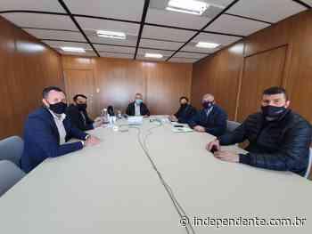 Asfalto entre Arroio do Meio a Capitão pauta reunião com secretário Luiz Carlos Busato - independente