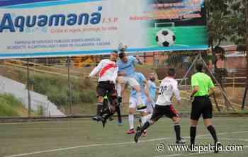 Arrancó la fiesta en Villamaría con su Copa - La Patria.com