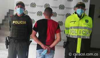 En Villamaría fue capturado un hombre por porte ilegal de armas - Caracol Radio