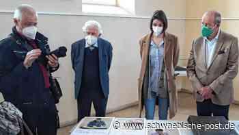 Die Prachtbibel von Oberdorf geht zurück   Stadt Bopfingen - Schwäbische Post