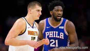 Jokic, Embiid, Curry three finalists for MVP; NBA award finalists announced