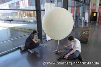 Wetterballon der TH Köln stieg auf 30.000 Meter Höhe | Gummersbach Nachrichten - Oberberg Nachrichten | Am Puls der Heimat.